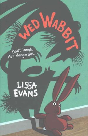 Bog, hardback Wed Wabbit af Lissa Evans