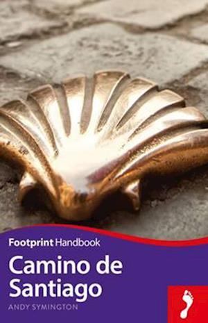 Bog, paperback Camino de Santiago Footprint Handbook af Andy Symington