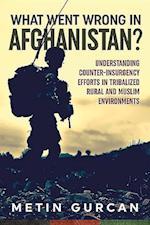 What Went Wrong in Afghanistan? (Wolverhampton Military Studies)