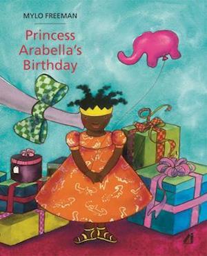 Bog, hardback Princess Arabella's Birthday