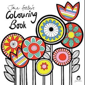 Bog, paperback Jane Foster's Colouring Book af Jane Foster