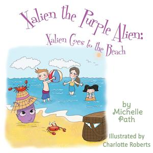 Bog, paperback Xalien the Purple Alien af Michelle Path