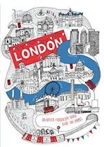 London Advanced Colouring Book (Advanced Colouring Book)