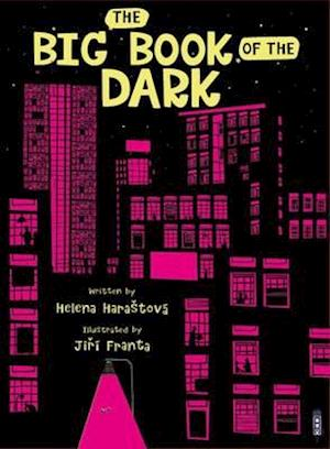 Bog, hardback The Big Book of the Dark af #154 Tova, Helena Hara