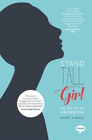 Bog, paperback Stand Tall Little Girl af Hope Virgo