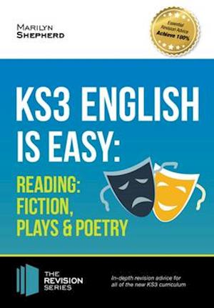 Bog, paperback KS3: English is Easy - Reading (Fiction, Plays and Poetry). Complete Guidance for the New KS3 Curriculum af Marilyn Shepherd