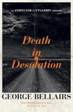 Bog, paperback Death in Desolation af George Bellairs