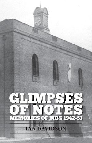 Bog, paperback Glimpses of Notes af Ian Davidson