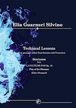 Technical Lessons (Technical Lessons, nr. 1)