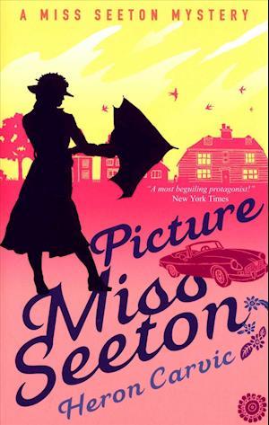 Bog, paperback Picture Miss Seeton af Heron Carvic