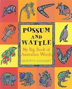 Possum and Wattle af Bronwyn Bancroft