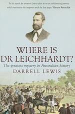 Where Is Dr Leichhardt? af D. Lewis, Darrell Lewis