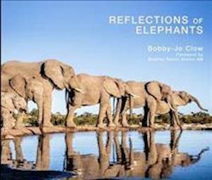 Bog, hardback Reflections of Elephants