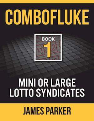 Combofluke Book 1 af James Parker