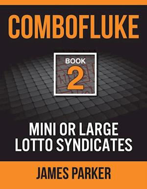 Combofluke Book 2 af James Parker