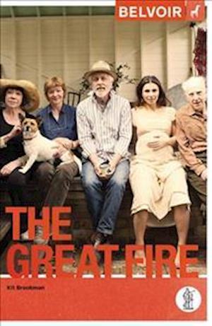 Bog, paperback The Great Fire af Kit Brookman