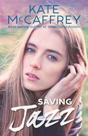 Bog, paperback Saving Jazz af Kate Mccaffrey