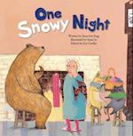 One Snowy Night (Math Storybooks)