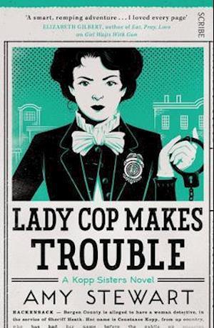 Bog, paperback Lady Cop Makes Trouble af Amy Stewart