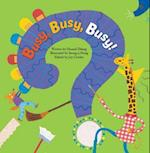 Busy, Busy, Busy! (Math Storybooks)