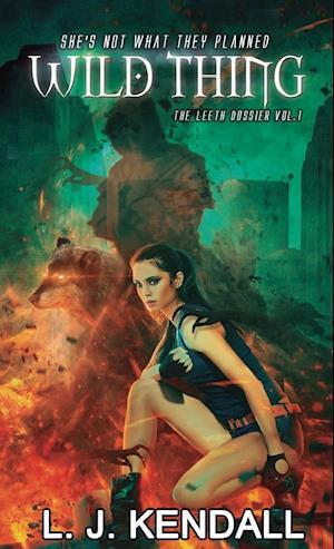 Bog, paperback Wild Thing af L J Kendall