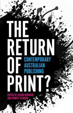Bog, paperback Return of Print? af Aaron Mannion