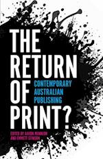 The Return of Print? (Publishing)
