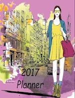 Lizzie Timewarp 2017 Planner