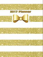 Lizzie Timewarp 2017 Gold Planner