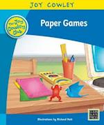 Paper Games (Joy Cowley Club Set 1)