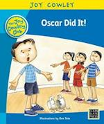 Oscar Did It! (Joy Cowley Club Set 1)