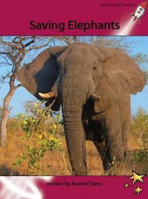 Saving Elephants af Suzette Toms