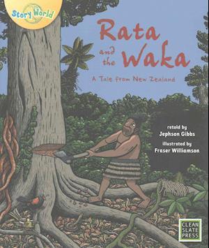 Bog, paperback Rata and the Waka af Jephson Gibbs