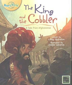 The King and the Cobbler af Libby Brereton