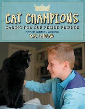 Cat Champions af Rob Laidlaw