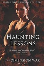 The Haunting Lessons af Robert Chazz Chute
