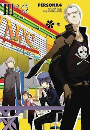 Persona 4 3 af Atlus