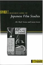 Research Guide to Japanese Film Studies af Abe Markus Nornes, Aaron Gerow, Markus Nornes