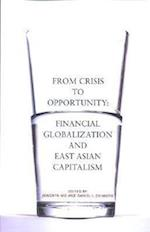 From Crisis to Opportunity