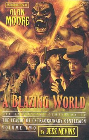 A Blazing World af Jess Nivens, Jess Nevins