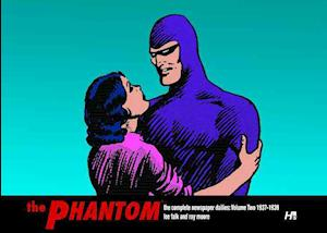 Bog, hardback The Phantom af Ray Moore, Lee Falk