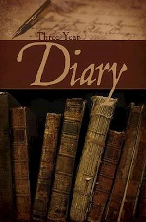 Three Year Diary af Kristen Good