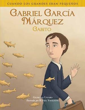 Gabriel García Márquez (Gabito) af Georgina Lazaro