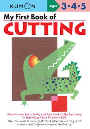 My First Book of Cutting af Kumon Publishing