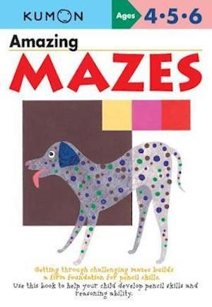 Amazing Mazes af Kumon Publishing