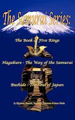 The Samurai Series af Inazo Nitobe, Yamamoto Tsunetomo, Musashi Miyamoto
