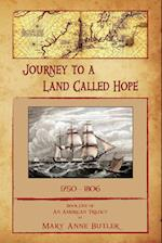 Journey to a Land Called Hope af Mary Anne Butler