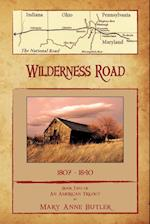 Wilderness Road af Mary Anne Butler