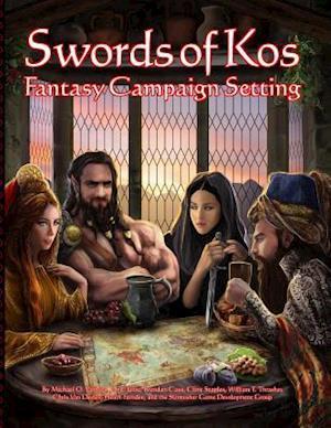 Bog, paperback Swords of Kos Fantasy Campaign Setting af Brendan Cass, Michael O. Varhola, Jim Clunie