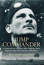 Jump Commander af Mark Alexander